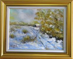 Picturi de iarna AMINTIRI DE IARNA 2