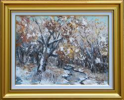 Picturi de iarna PRIMA ZAPADA 2