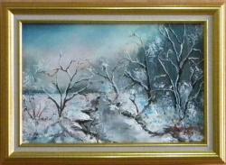 Picturi de iarna STAPANA IARNA