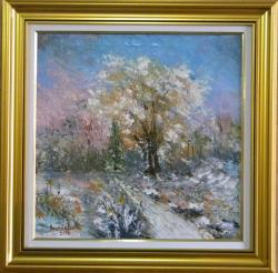 Picturi de iarna VESMANT DE IARNA