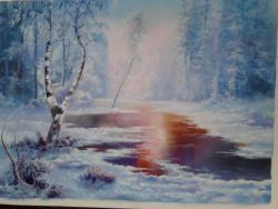 Picturi de iarna iarna n