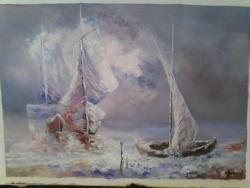 Picturi de iarna Inghet