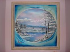 Picturi de iarna Amintiri
