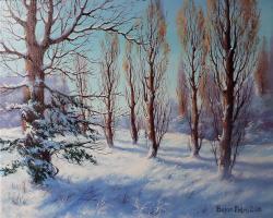 Picturi de iarna Fara titlu