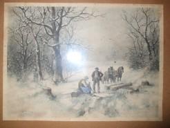 Picturi de iarna Iarna
