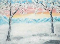 Picturi de iarna Ger 2