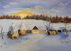 Picturi de iarna Iarna blanda