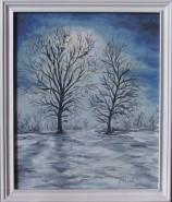 Picturi de iarna Ianuarie