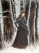 Picturi de iarna Sybilla