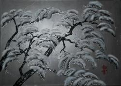 Picturi de iarna HATSUYUKI - Prima Zapada