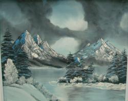 Picturi de iarna toiul iernii
