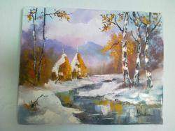 Picturi de iarna iarna 10