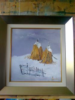 Picturi de iarna IARNA 2014