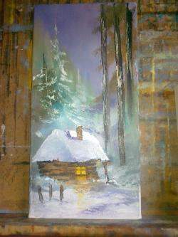 Picturi de iarna iarna de povesti