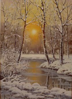 Picturi de iarna E IARASI IARNA