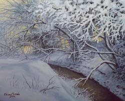 Picturi de iarna IARNA DUPA IARNA