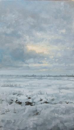Picturi de iarna iarna peste campuri2