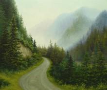 Picturi de iarna Pomi de craciun