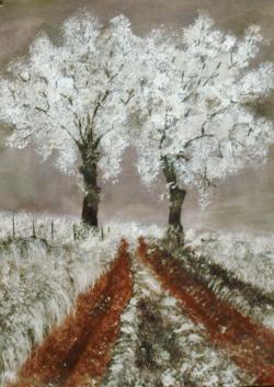 Picturi de iarna Doi, in iarna...