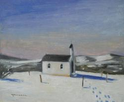 Picturi de iarna a trecut viscolul
