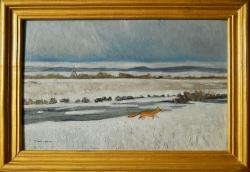 Picturi de iarna cumplita iarna