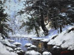 Picturi de iarna Iarna-1