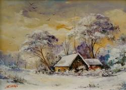 Picturi de iarna Iarna-2