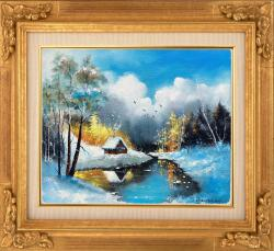 Picturi de iarna Vara nu i ca iarna!