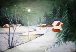 Picturi de iarna duminica