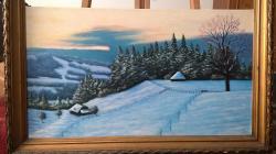 Picturi de iarna obcine