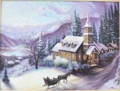 Picturi de iarna Iarna 1