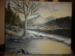 Picturi de iarna iarna iarasi