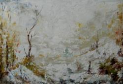 Picturi de iarna Dor de nea