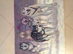 Picturi de iarna competitie