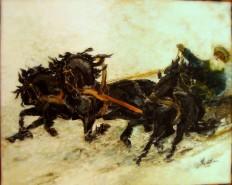 Picturi de iarna Troika ii