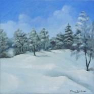 Picturi de iarna Peisaj