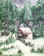 Picturi de iarna Iarna2