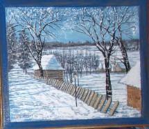 Picturi de iarna Freamatul iernii