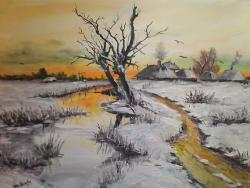 Picturi de iarna poveste de iarna ....