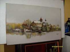 Picturi de iarna Iarna 4