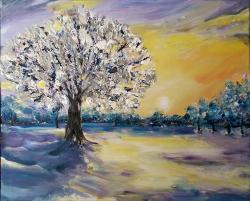 Picturi de iarna Winter Beauty