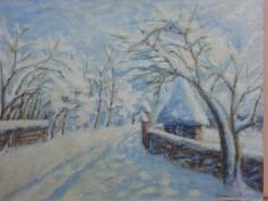 Picturi de iarna Iarna 91