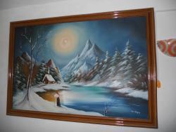 Picturi de iarna Iarna..