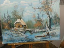Picturi de iarna iarna 15