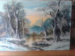 Picturi de iarna iarna 16
