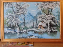 Picturi de iarna iarna bogata 4