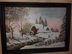 Picturi de iarna moara inghetata 4