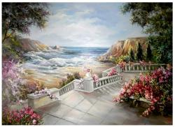 Picturi de primavara DIMINEATA ALBASTRA