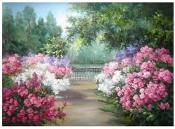 Picturi de primavara FLORILE FLORIILOR