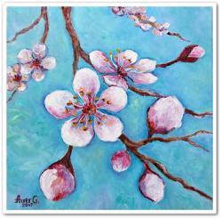 Picturi de primavara primavara flori
